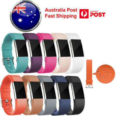 Luxe Various Band Replacement Wristband Watch Strap Bracelet Fitbit Charge2 AUS