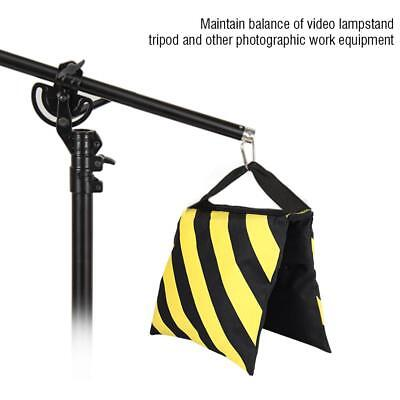 Photography Balance Black Sandbag Weight Bag for Photo Studio Light Stand Tripod