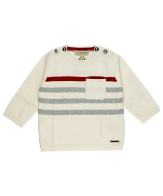 Burberry Pullover - weiss - OUTLET SALE ANGEBOT