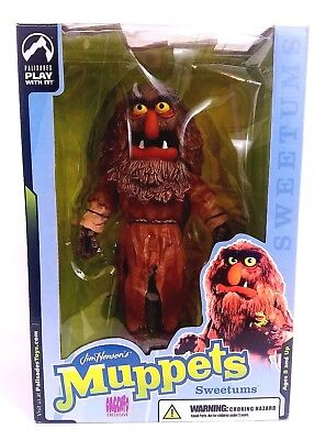 "NEW 2004 Palisades OMGCNFO Exclusive 10"" Sweetums Deluxe Figure~The Muppet Show"