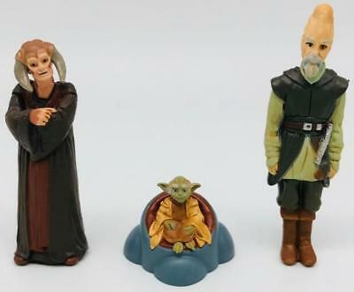 2000 Jedi Council Members Hallmark Ornament Star Wars