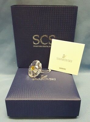 *New* Swarovski Crystal SCS 2017 Wild Flower Membership Renewal #5244642 NIB