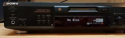 Sony MDS-JE530 Mini Disc Player - UK SELLER - Fast Dispatch
