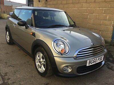 2010 Mini Hatchback R56 1.6 One Manual Petrol 41k Miles | Salvage Trade Sale