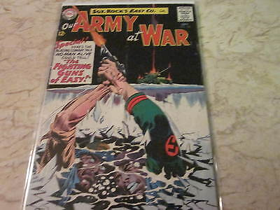 Our Army at War #146 (Sept 1964, DC)