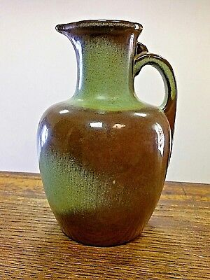 FRANKOMA 24 oz PITCHER #8 PRAIRIE GREEN SAPULPA CLAY 7 INCH