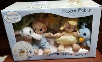 Precious Moments Musical Crib Mobile for Baby BRAND NEW NEVER USED
