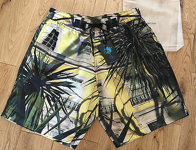 46ad88c0f9 PAUL SMITH Shorts - Tie String - Slim Fit Size 32 - £85.50 | PicClick UK