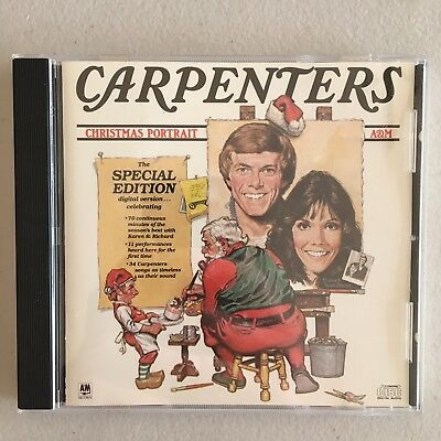 Carpenters Christmas Portrait The Special Edition CD