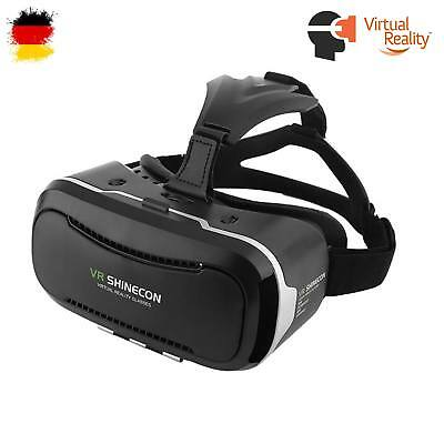 VR-Brille,3D Virtual Reality für Smartphones Samsung, iPhone, HTC,Sony