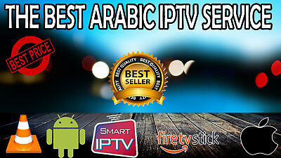 The Best Arabic Iptv 1 Year Subscription & Worldwide & Vod (Hot Price)