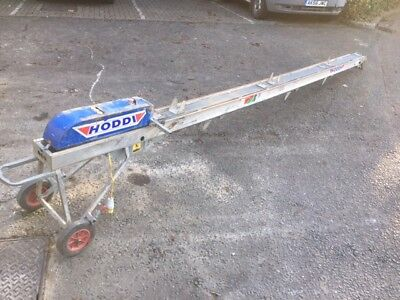 110V HODDI BUMPA Tile Hoist Conveyor Roof Scaffold Mace Shifta