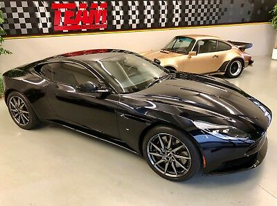 2017 Aston Martin DB11 Launch Edition '17 Aston Martin DB11 Launch Ed. - $263,959 MSRP - 2,295 Miles - Clean CarFax