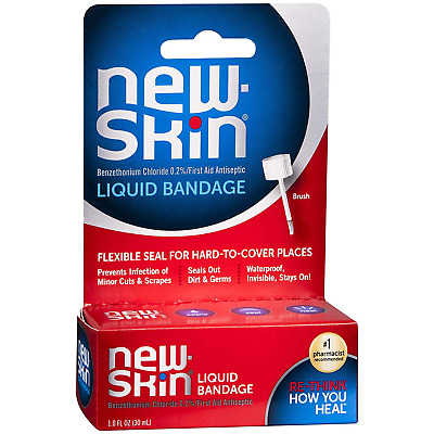 New-Skin Liquid Bandage 0.3 FL OZ, Liquid Bandage