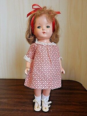 "Effanbee Vintage 1932 PATRICIA 14"" All Composition Doll"