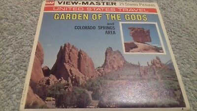 Gaf View Master Garden of the Gods.