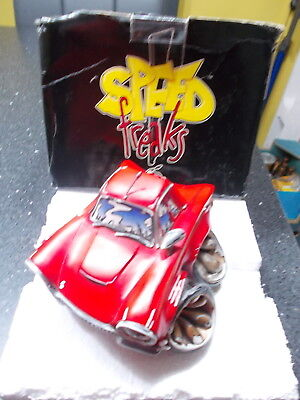 Speed Freaks By Country Artists - Collectable Ornament - Tina - Boxed