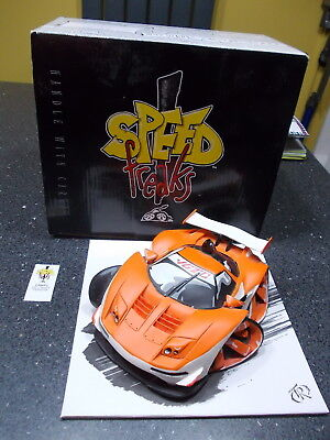 Speed Freaks By Country Artists Collectable Ornament - Jap-Track Monster - Boxed