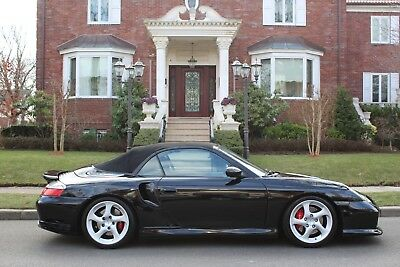 2004 Porsche 911 Turbo AWD 2dr Cabriolet 2004 Porsche 911 Turbo AWD 2dr Cabriolet Manual 6-Speed AWD TECHART Body Kit