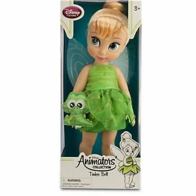 DISNEY ANIMATORS TINKERBELL PUPPE DISNEY FEEN 38cm DOLL 1 Serie MUST HAVE