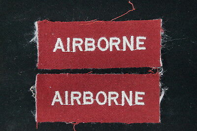 WW2 1st Canadian Parachute Battalion 1 Can Para Airborne Sleeve Patch REPRO COPY