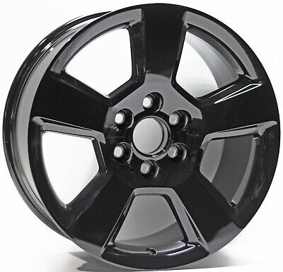 Replacement 20 inch Polished Alloy Wheel Rim for 2014-2018 Silverado 1500 Tahoe