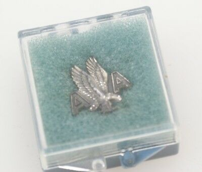 Vintage American Airlines AA Hat Tie Tack Lapel Pin