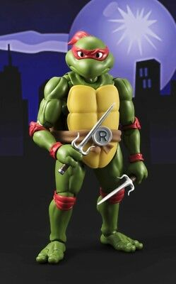 S.H. Figuarts - Teenage Mutant Ninja Turtles - Raphael Bandai Japan