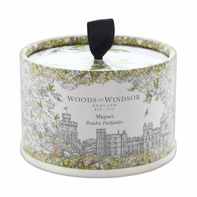 Lily of the Valley by Woods of Windsor 3.5 oz Dusting Powder Brand New