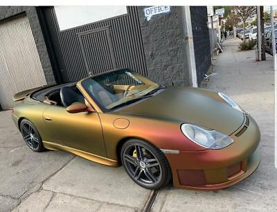 2000 Porsche 911 Convertible Great deal GT3 Body Kit Convertible NO RESERVE