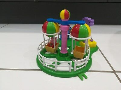 Peppa Pig hot air balloon playset - used in excellent condition