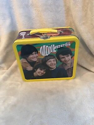 Limited Edition Monkees Lunch Box New Factory Sealed