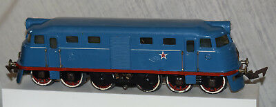 Vintage Russian Soviet Era Moskobel 4-4-4 Electric Locomotive - Moscobel Russia