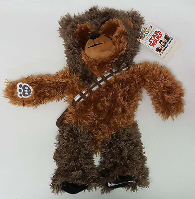 B.A.B Build a Disney Star Wars Chewbacca Teddy Bear Plush Doll Toy (Unstuffed)