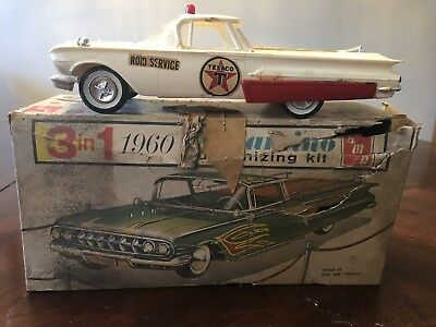AMT/SMP 1960 El Camino 1/25 Scale  Model  Kit, 7660  149