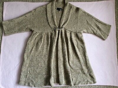 Ladies maternity cardigan size 10