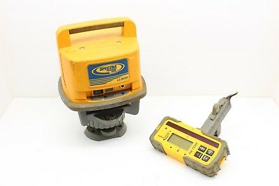 Spectra Precision LL500 Rotary Laser W/ HL700 Receiver