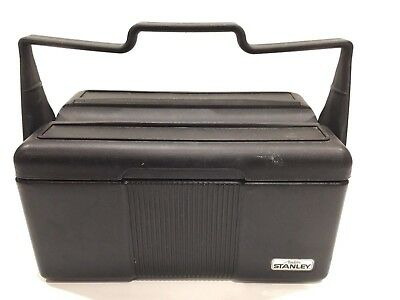Stanley Aladdin Lunchbox Vintage Two Compartment Cooler Made In USA