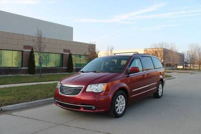 2014 Town and Country Touring 4dr Mini Van 2014 Chrysler Town and Country
