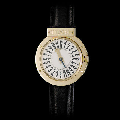 Svend Andersen  24 Hour Dial for Goldpfeil 18KAuto Gents. Independent Rare