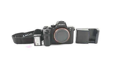 Sony A7R II 42.4MP Full Frame Camera - Super Low Actuations!  USA Model
