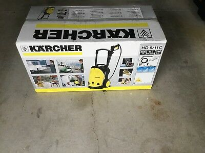 Karcher HD 5/11 C High Pressure Cold Water Cleaner
