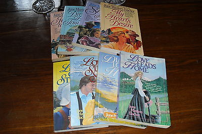 Nice lot of JUNE MASTERS BACHER    free s/h Canada