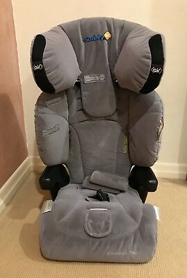 Safety 1st convertible booster seat for children aged 6 months to 8 years