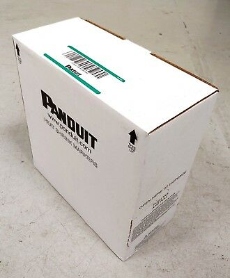 Panduit H100X025H1T-B Heat Shrink WIre Labels, 5000 Count FREE SHIPPING IN USA!