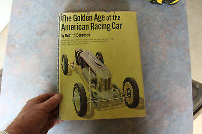 The Golden Age of the American Racing Car Duesenberg Harry Miller Frontenac Offy