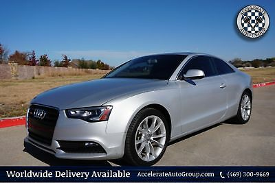 2013 Audi A5 Coupe ONLY 41K MLS! Premium Plus NAV Backup Cam NICE!!! 469-300-9669
