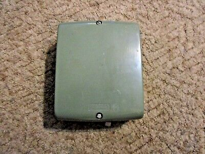 WESTERN ELECTRIC-Bell System 685A SUBSET/RINGER BOX/BELL BOX FOR PARTS