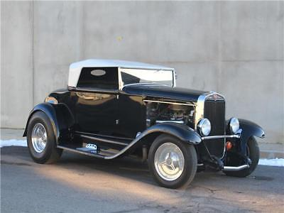 1929 Other -- 1929 Chevrolet Roadster, Black with 1,346 Miles available now!
