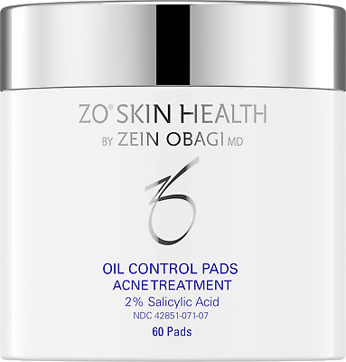 ZO® SKIN HEALTH Oil Control Pads Acne Treatment 60 Pads